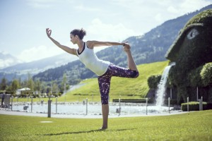 Körper, Geist und Seele im Einklang: Yoga- und Pilates-Kurse in den Swarovski Kristallwelten