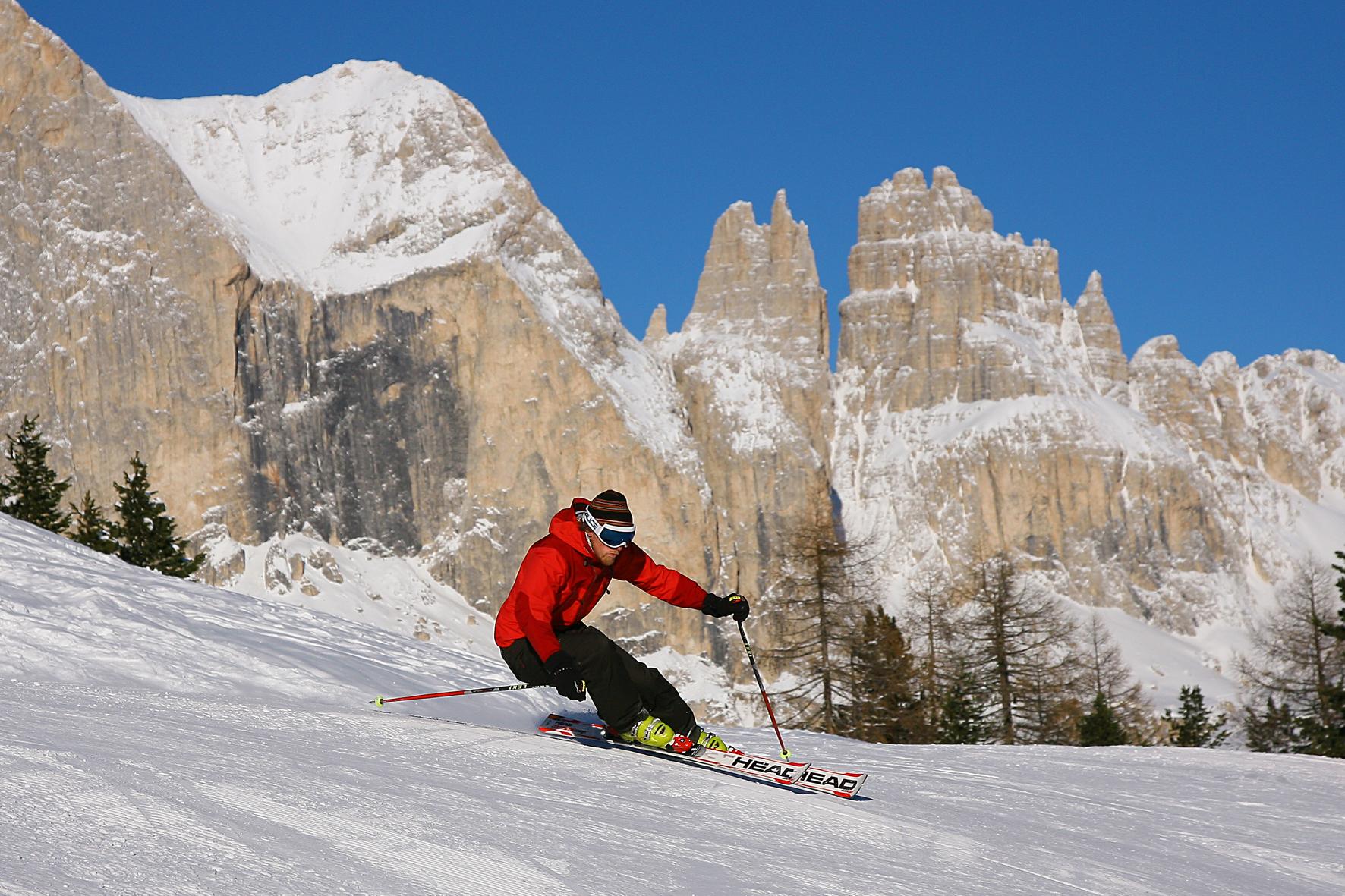 Ab auf die Piste: Dolomiti Superski startet in die Wintersaison