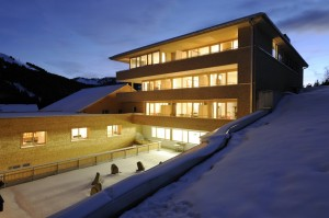 Hubertus Alpin Lodge & Spa in Balderschwang