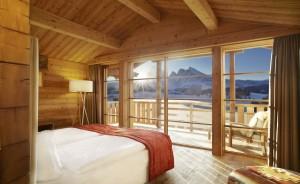 02_ADLER Mountain Lodge_Chalet_Schlafbereich