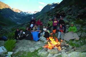 Vielfältige Bergabenteuer – jetzt geht es auch ins ewige Eis!