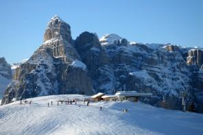 Alta Badia: Moritz Craffonara und der Geschmack im Schnee