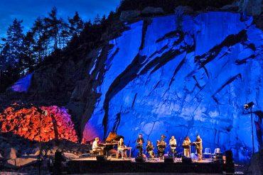 Südtirol jazzt! Ein Festival auch auf Almen und in Weinbergen