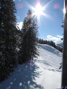 Gstaad Skifahren | Foto: Dominique Schroller