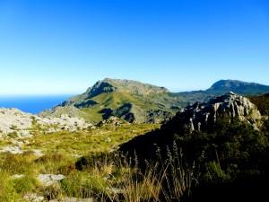 Die Serra de Tramuntana gehört zum UNESCO-Welterbe. Foto: fincallorca.