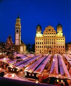 Vorweihnachtszeit in Bayern