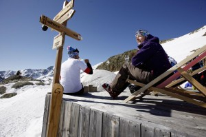 Hurra, Hurra, der Ski-Frühling ist da!