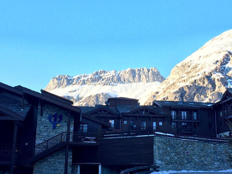 Val d'Isère - der Berg ist der Star, Skifahren auf höchstem Niveau