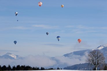 NUR FAHREN IST SCHÖNER – Das Heißluftballon-Festival im Kaiserwinkl