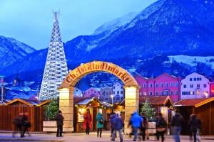 Faszinierende Innsbrucker Christkindlmärkte