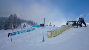 Neuer professioneller Snowpark im oberbayerischen Skiparadies