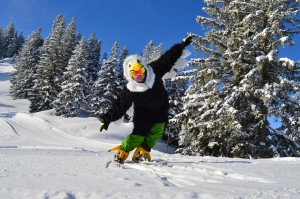 Early bird – Skifahren zum Frühstück