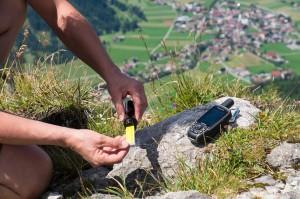 Für Geochaching ist das Tannheimer Tal.ein Eldorado. Foto: Tannheimer Tal.