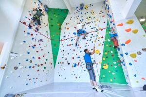 Neuer Kletter- und Bouldertreff