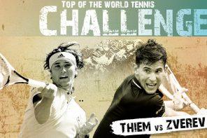 Dominic Thiem und Alexander Zverev schlagen in Region Dachstein-Schladming auf