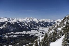 Pistengaudi und Schneevergnügen im Tannheimer Tal