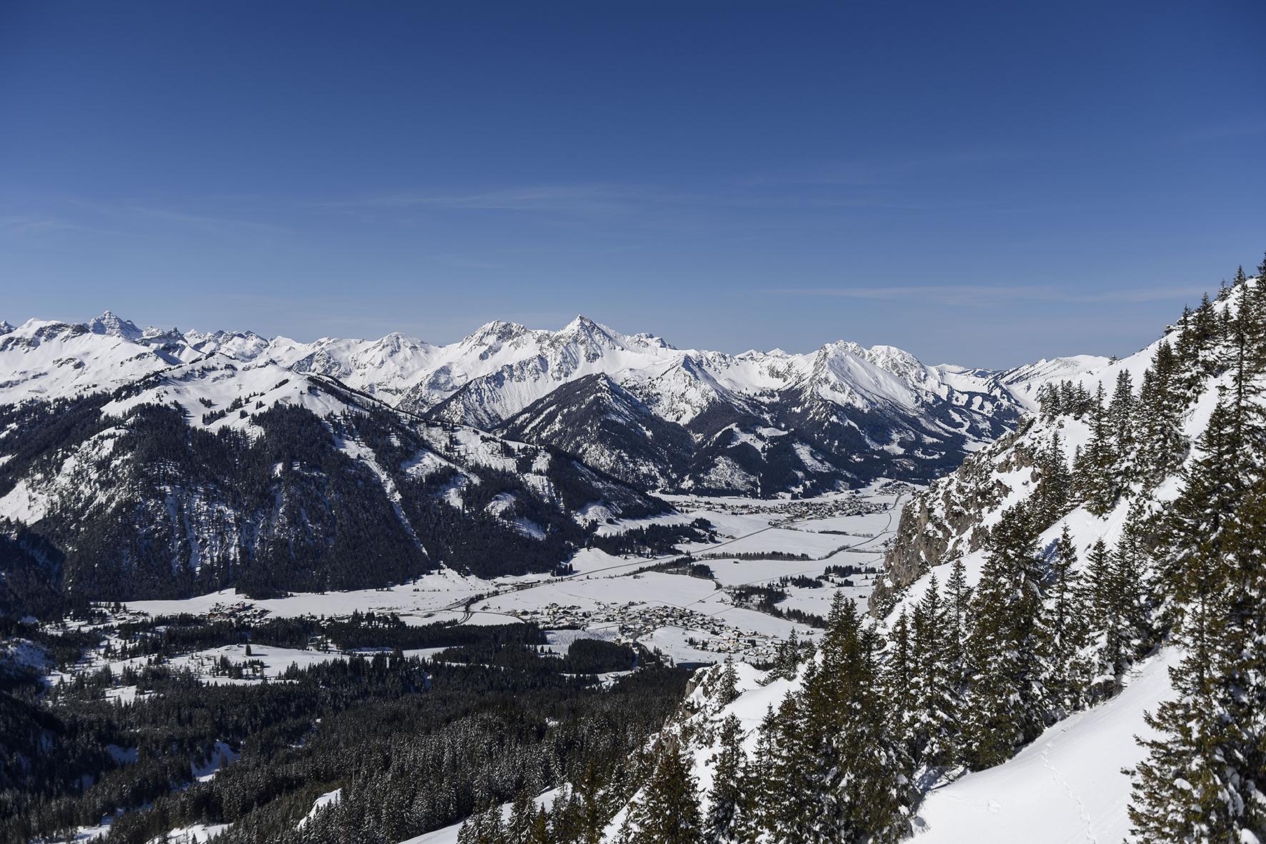 schneebericht tannheimer tal