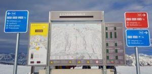 Leogang - Saalbach Spieleck-Sechser Hinterglemm Hochalm-Pistenrevier