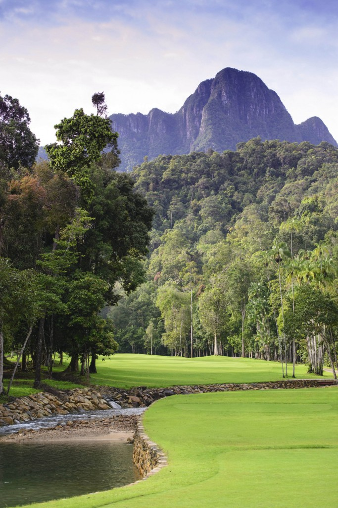 Malaysia: Golf-, gast- und gaumenfreundlich