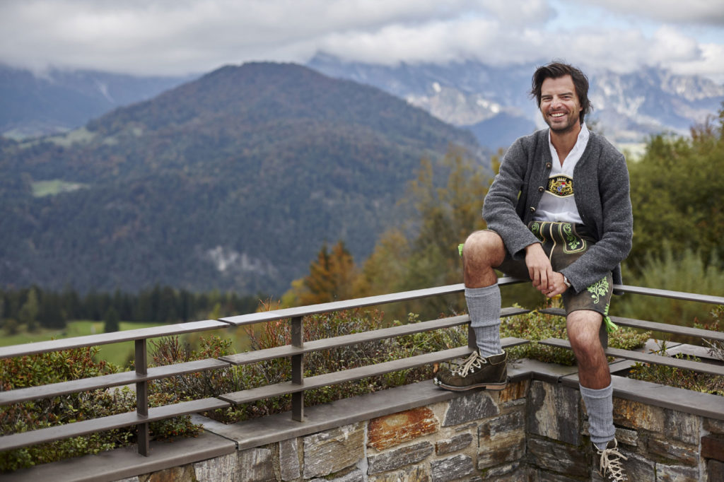 Unterwegs mit Activity Concierge Manuel Huber im Berchtesgadener Land