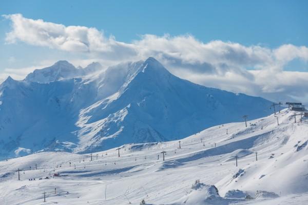 135 Pistenkilometer und 36 Anlagen gehören  zum Skigebiet Ski-optimal Hochfügen-Hochzillertal. Foto:becknaphoto