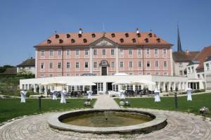 Heiraten wie im Märchen im Schlosspark Reichmannsdorf