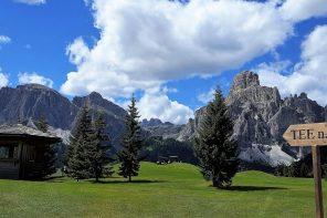 Gourmet-Kick und Gämsen-Golf auf Ladinisch