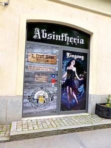 Absintheria Craft Bier Kneipe Chemnitz 2016-05-27 Foto Elke Backert