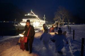Besonderer Advent am Achensee: Die Seeweihnacht