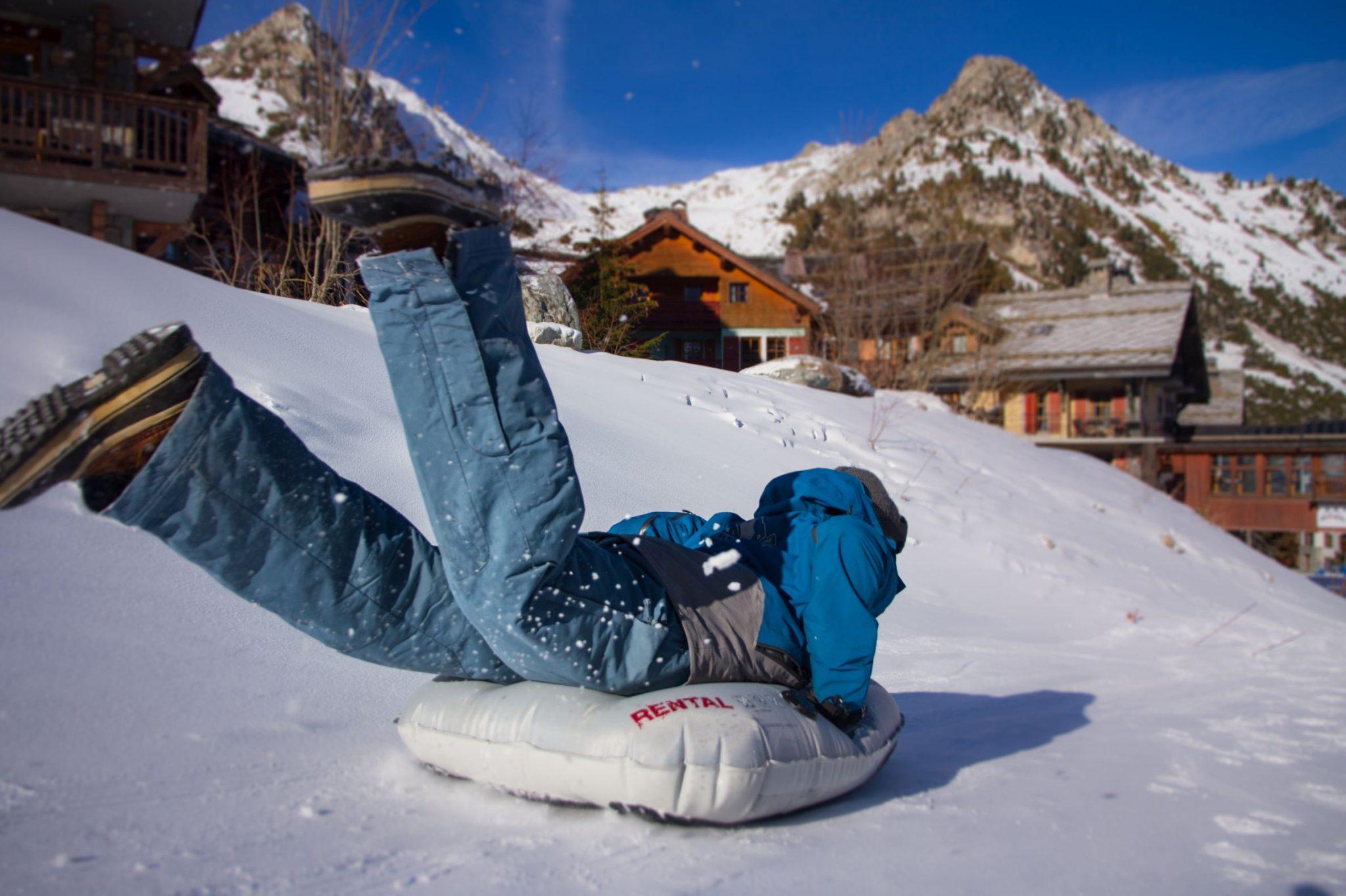 Außergewöhnliche Winteraktivitäten bei Pierre & Vacances in den französischen Alpen