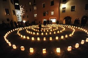 In Rattenberg gibt es an den Adventstagen ein eigenes Kulturprogramm. Foto:Gabriele Grießenböck, TVB Alpbachtal Seenland