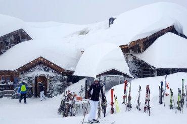 Schnee, Schnee, Schnee – was für ein Winter