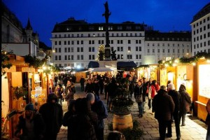 Adventmarkt Am Hof,