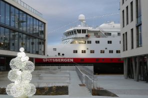 Mit Hurtigruten von Bergen ans winterliche Nordkap