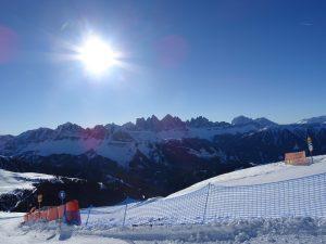 Brixen und die Plose: Wundersame An- und Abfahrten