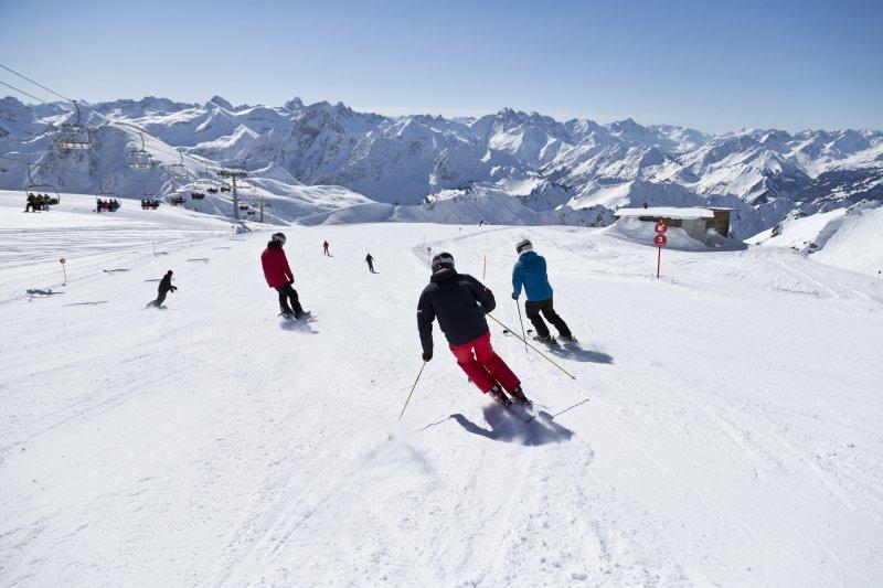 Das Zugpferd ist der Alpine Skilauf