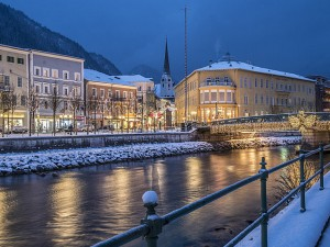 Adventstimmung in Bad Ischl.