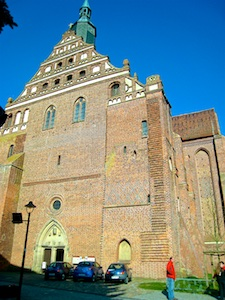 Bad Wilsnack Wunderblutkirche (1)