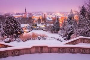 In Baden gibt es zwei Adventsmärkte