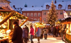 Adventsstimmung in Bamberg. © BAMBERG Tourismus & Kongress Service