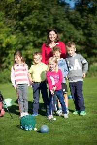 Kostenloser Golfspaß mit Herz für die ganze Familie
