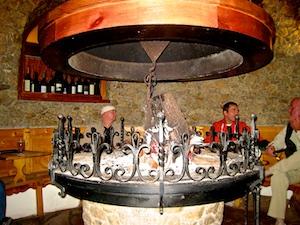 Benasque Hotel Ciria Kaminecke