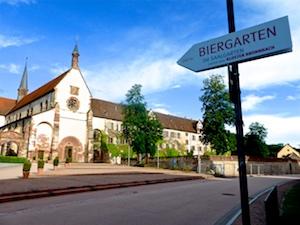 Biergarten Kloster Bronnbach 2016-06-16 Foto Elke Backert (1)