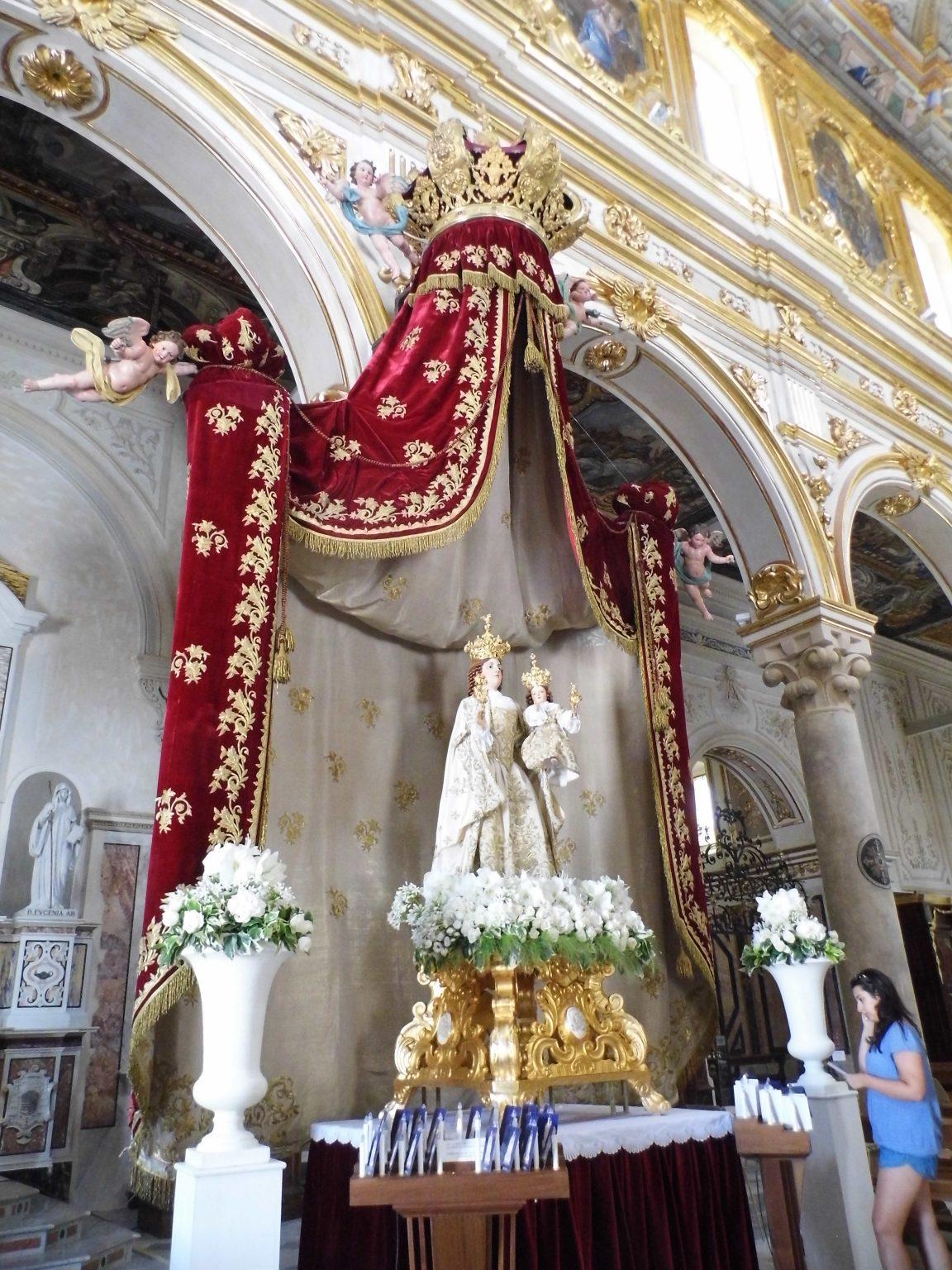 Matera: Kulturhauptstadt 2019 und die Heilige Bruna