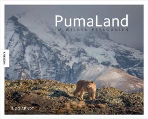 Pumas in Patagonien - neuer Bildband vom Torres del Paine National Park