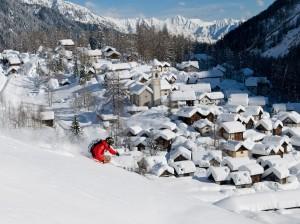 Ski in – Ski out in der Schweiz