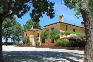 Im Casa dell Aie wird typisch romagnolische Küche gepflegt, Foto: Heiner Sieger