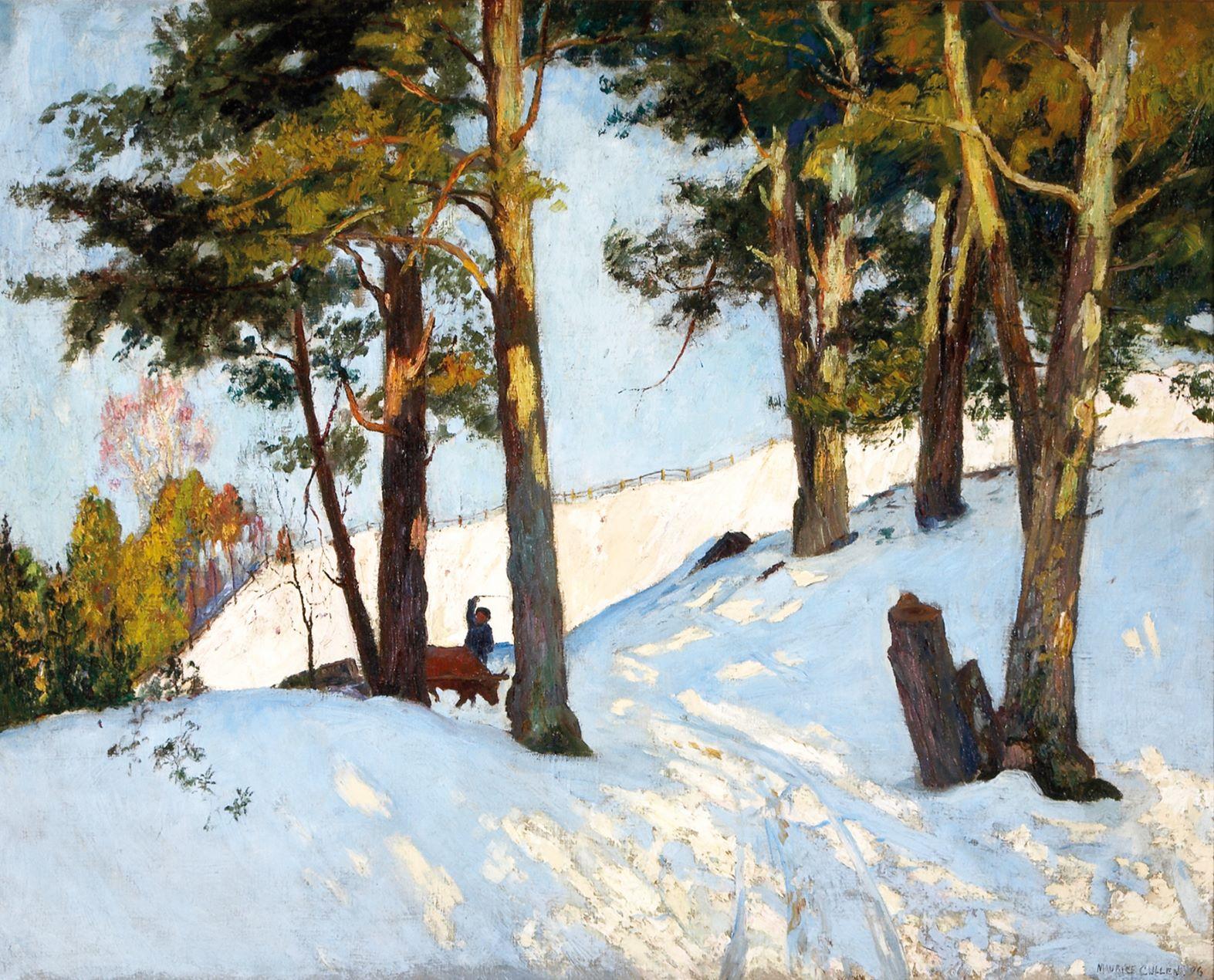 Kanada und der Impressionismus