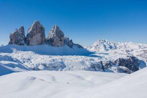 Schneespaß, Rentiere und ein verwunschener Bergsee