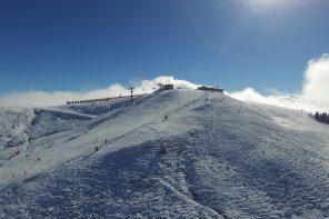 Kitzbühel: Winterstart am 14. Oktober